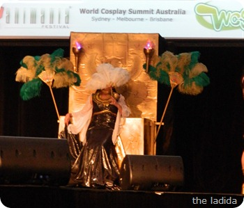 Animania World Cosplay Summit 2012 Australia - Ouke no Monshou (1)