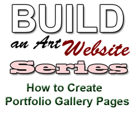 portfolio gallery pages