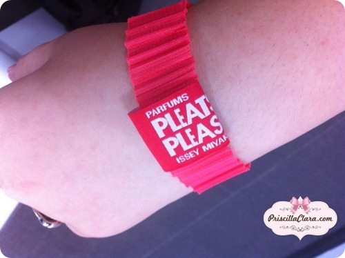 Pleats Please bracelet