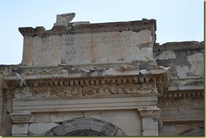 Ephesus South Gate Inscription