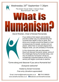 What is Humanism Poster