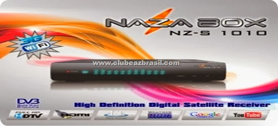 NAZA BOX 1010 HD