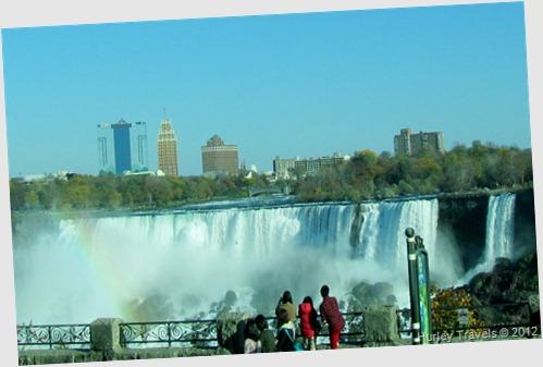 View of American Falls