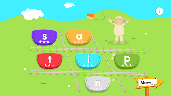 Little Lamb Phonics - screenshot