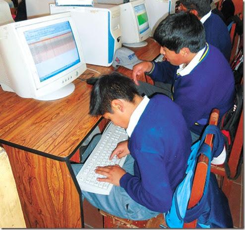 La educación en El Alto, Bolivia
