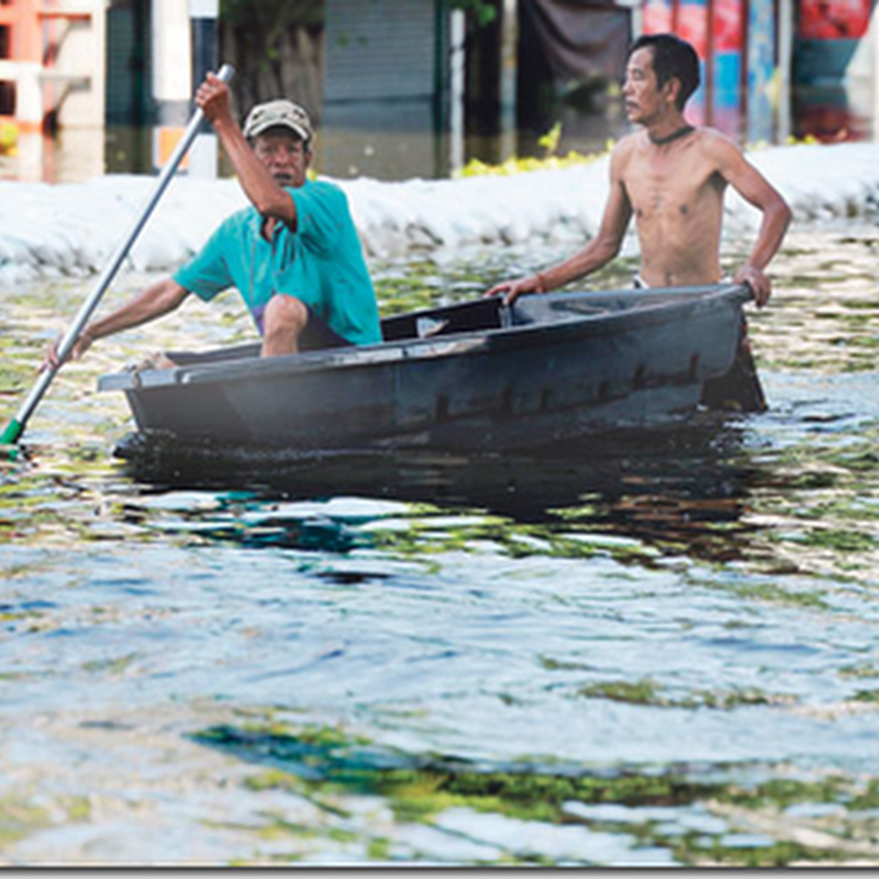 Jom Fikir | Bangkok banjir