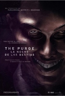 Poster The Purge