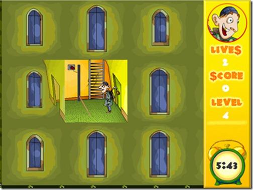 Burglars Adventure