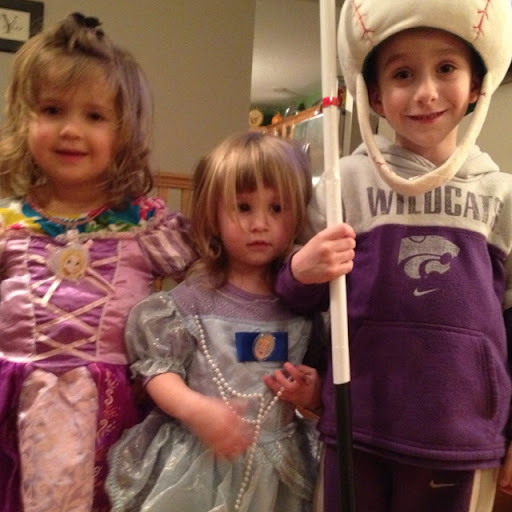 Sleeping beauty, tangled, and the mean knight say hello!