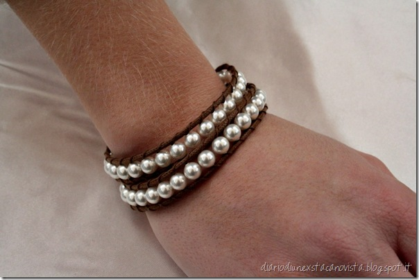 Filo corda e perle
