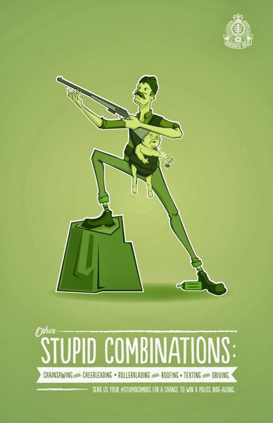 Creatividad publicitaria textdriving2