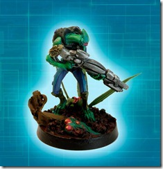Infinity the Game - Combined Army Seed Soldiers