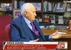 Desafios de Mário Soares. Nov. 2013