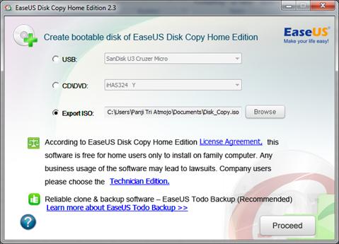 Cara Cloning Hard Disk: Simple Walkthrough Part 2   the atmojo