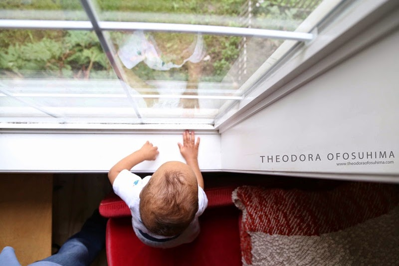 theodora ofosuhima toi by the window