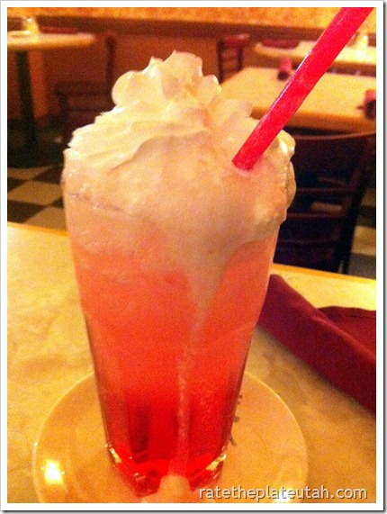 La Dolce Vita Strawberry Italian Soda