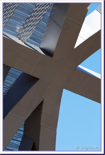 puente monumental de arganzuela - detalle de encuentro