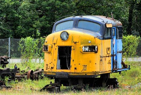 Potomac Eagle train7