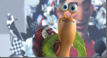 TURBO - voiced by Ryan Reynolds
