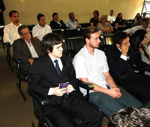 Dr. Marcelo recebeu carteira da OAB