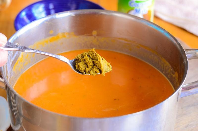 pumpkin soup-3110