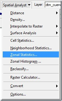 Zonal-statistics