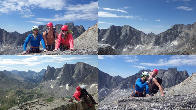 2013 - 07 - 27 - 08 - 01 - Cirque of the Towers11