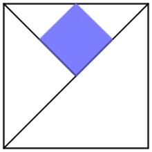 quadrato colorato