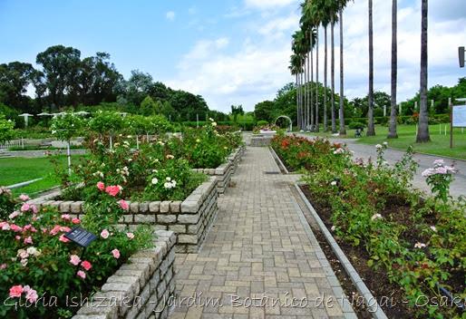 0134 - Glória Ishizaka - Jardim Botânico Nagai - Osaka