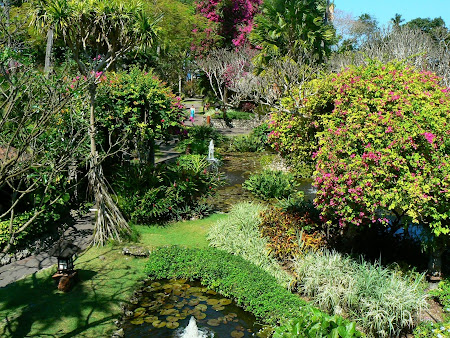 Hotel Hyatt Sanur gardens