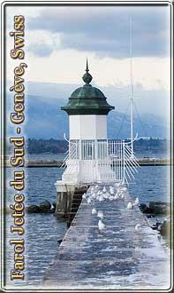 Genève Jetée du Sud,Lake Geneva,swiss