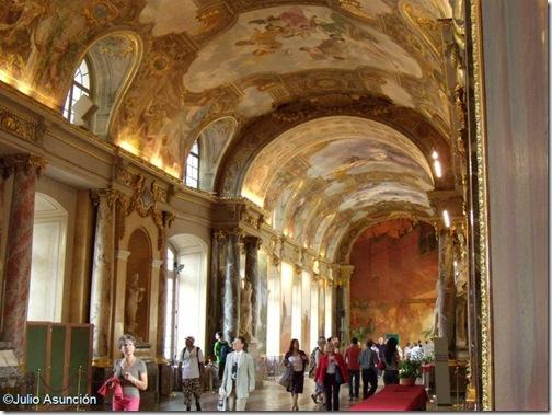 Sala de los ilustres - Capitolio - Toulouse