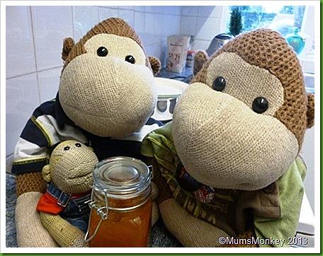 PE Lady's Mums Whisky Marmalade