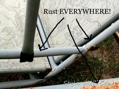 spray painted rusty swing15