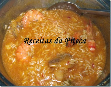 Arroz de tamboril