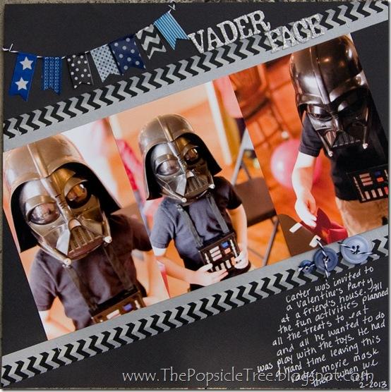Vader Face