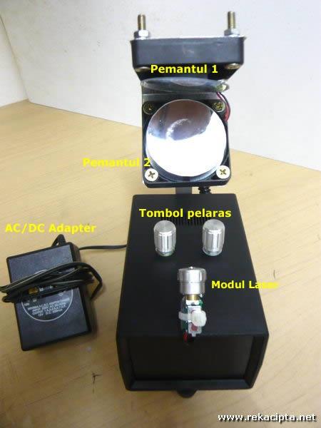 Rekacipta.net - Projektor Laser 17