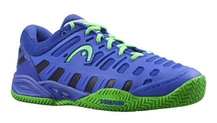 Nueva zapatilla específica para pádel HEAD Speed Pro II, ya en el mercado 2013.