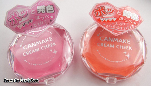 Canmake-Cream-Cheek-Blusher-Orange-Pink