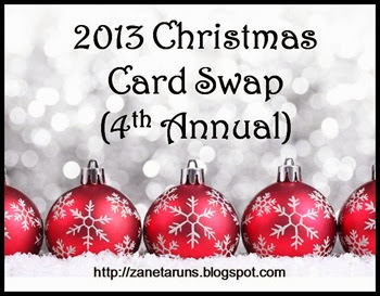 2013 Christmas Card Swap Logo2