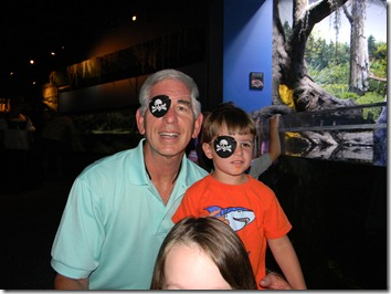 Pops and Wes Aquarium