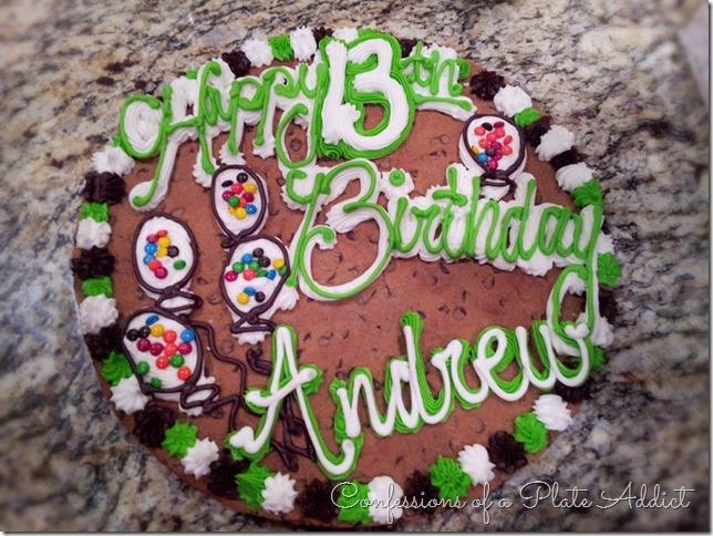Andrew's cake