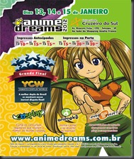 Anime Dreams 2012_capa