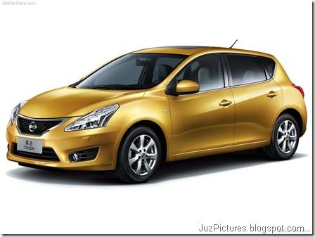 Nissan Tiida1