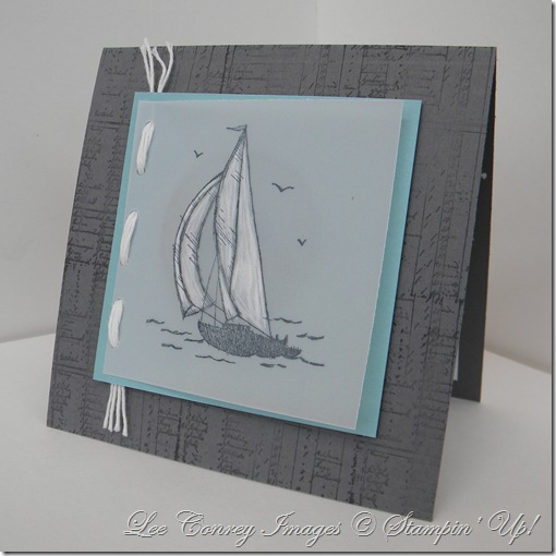 Sail Away Father's Day Card 002