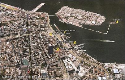 Map Central Rio