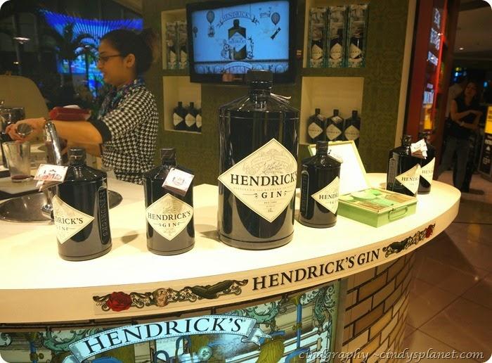 Hendrick's Gin Salon11