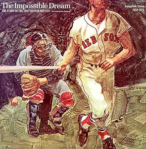 Impossible dream - Red Sox LP