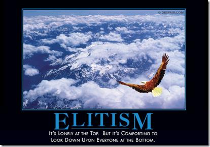 Elitism - Despair.Com