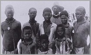 NAMIBIA SLAVERY
